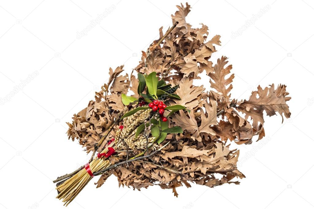 badnjak serbische weihnachten stockfoto vojislav. Black Bedroom Furniture Sets. Home Design Ideas