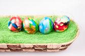 Oeufs de Pâques — Photo