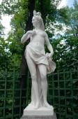 Nymph of Air, Summer Garden, Saint Petersburg — Stock Photo