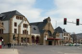 Main station, Eisenach, Germany — Stock Photo