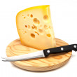 Emmental cheese — Stock Photo #61412177