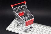 Internet commerce — Stock Photo