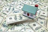 Mortgage loan — Stock Photo