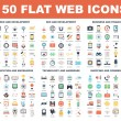 Web Icons — Stock Vector #78948804