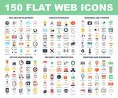 Icone web — Vettoriale Stock