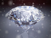 Beautiful Diamond jewel — Stock Photo