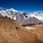 Trekking in SoluKhumbu — Stock Photo #53833223
