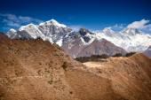Trekking in SoluKhumbu — Stock Photo