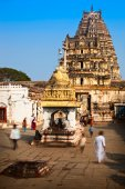 Virupaksha Temple — Stock Photo