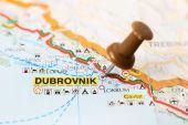 Landmarks of Croatia: Dubrovnik — Stock Photo