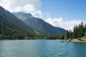 Champex-lac sjö — Stockfoto