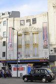 Evita at the Dominion Theatre — Stock Photo