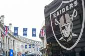 NFL on Regent Street — Stock Photo