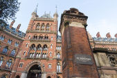 St. Pancras Renaissance Hotel — Stock Photo