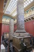 A coluna de Trajano — Fotografia Stock