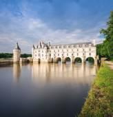 Chateau de chenonceau, Valle della Loira, Francia — Foto Stock