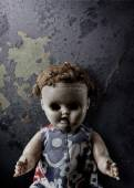 Scary Doll — Stock Photo