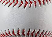 Baseball Close up — Stock Photo