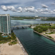 Fort Lauderdale aerial view — Stock Photo #61290413