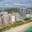 Fort Lauderdale aerial view — Stock Photo #61290455