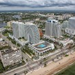 Fort Lauderdale aerial view — Stock Photo #61291379