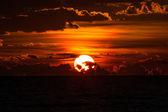 Sunrise Florida — Foto de Stock