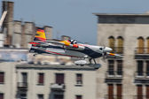 Red Bull Air Race in Budapest — Stock Photo