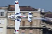 Red Bull Air Race in Boedapest — Stockfoto