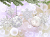 Christmas background . — Stock Photo