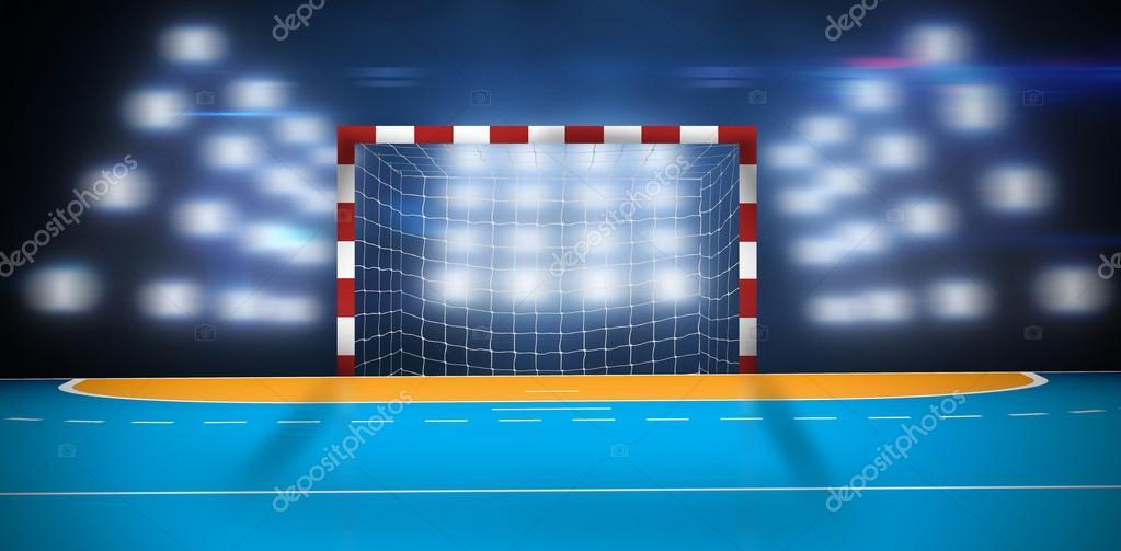 Empty Goal Handball