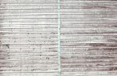 Digitally generated grey wooden planks — Stock Photo
