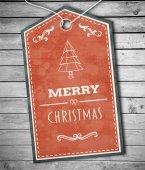 Составное изображение счастливого Рождества Знамени — Стоковое фото