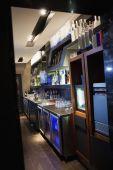 Close up on nice bar  — Stock Photo