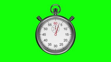 Stopwatch — Стоковое видео