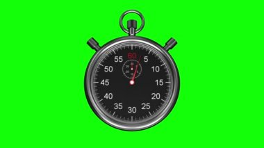 Stopwatch — Stock Video