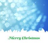 Merry christmas against light design — Zdjęcie stockowe