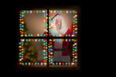 Santa is shocked to camera — Foto de Stock