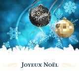 Cartão de natal — Fotografia Stock