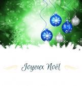 Kartkę z życzeniami christmas — Zdjęcie stockowe
