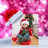 Cute festive little boy smiling at camera — Stockfoto