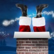 Santa claus boots — Stock Photo #62503205