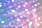 Valentines heart pattern — Stock Photo
