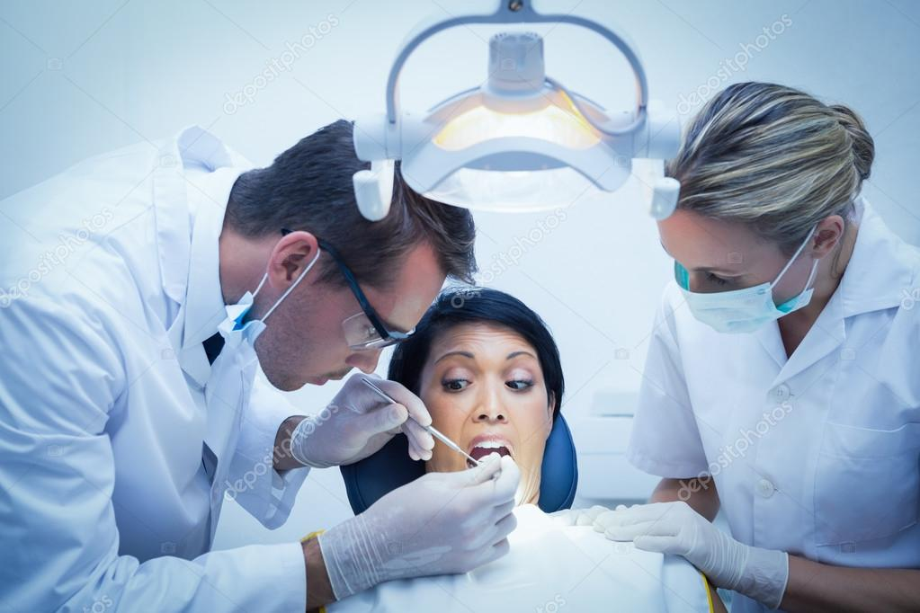 Помощники Стоматолога