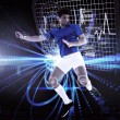 Composite image of football player — Stock Photo #69031857