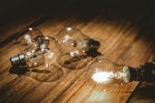 Light bulbs — Stock Photo