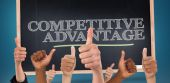 Composite image of hands showing thumbs up — Stock Photo