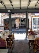 Cafe in France — Fotografia Stock