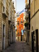 Steets of Catania — Stock Photo