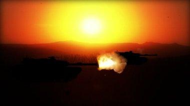 Battlefield V3 — Stock Video