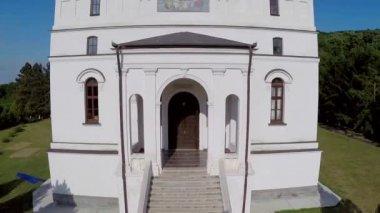Klasztor ptaka — Wideo stockowe